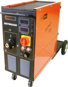 Inverter welder MIG MATWELD 9081 220V 250A 220V