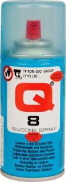 Silicone lubricant Q 8 150gr
