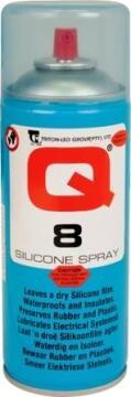 Silicone lubricant Q8 400gr