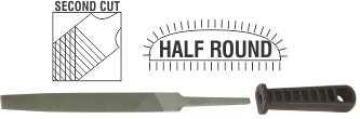 File AFILE H/R 2nd cut 150mm
