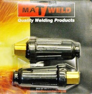 Prepac cable MATWELDcon set 10/25