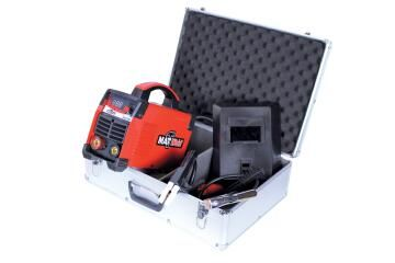Inverter welder MATWELD 9005P 200A full kit in alu case