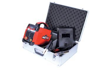 Inverter welder MATWELD 9005P 200A full kit in alu case