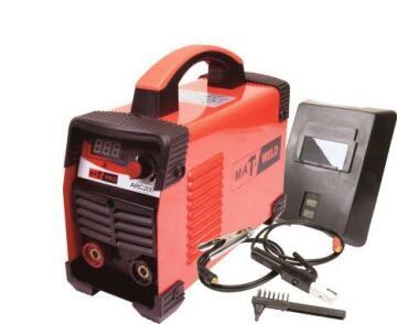 Inverter welder MATWELD 9055KD 200A 220V IND DIGI