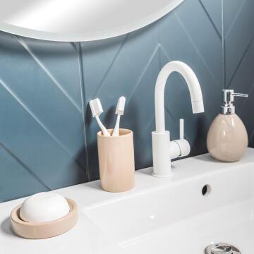 Soap dish ceramic SENSEA Legend trench 5