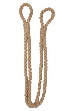 Curtain Tie Back Jute Rope