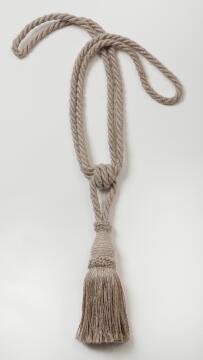 Curtain Tie Back Tassel Cotton