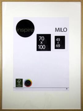 INSPIRE FRAME OAK 70X100
