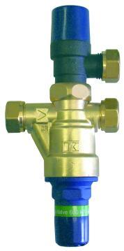 Control valve KWIKOT mono 15mm 600kpa