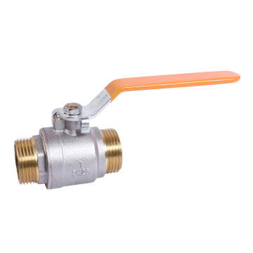 LEVER BALL VALVE INT FL EQ MXM 1
