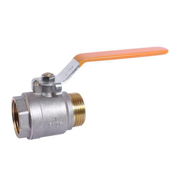 LEVER BALL VALVE INT FL MXF EQ 1