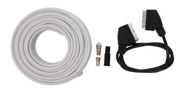 TV / satelitte installation kit