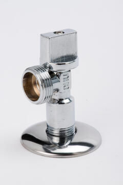 "Angle valve CHURRASCO 1/4 turn 1/2""m - 3/4""m"