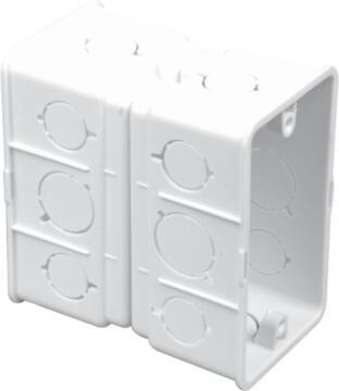 Wall box 100x50mm