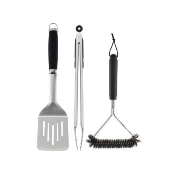 BRAAI set of 3 tools NATERIAL