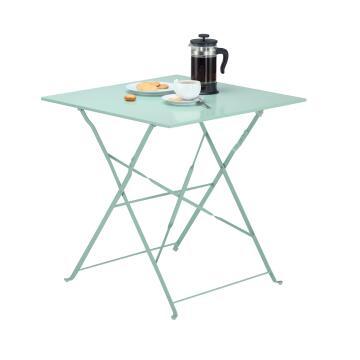 NATERIAL FLORA ORIGAMI TABLE FULL STEEL CACTUS 70X70