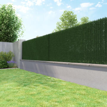 Hedge Artificial NATERIAL Pine Look High Privacy 95% BI-Colour 1 m X 3 m