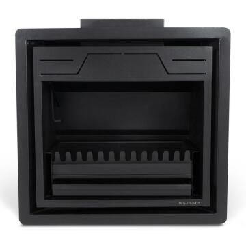 Fireplace MEGAMASTER 1000 built in
