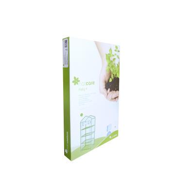 Greenhouse Fatty4 Green 4 Shelves