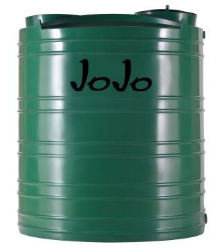 Tank, Water Tank, Green, JOJO, 2200 liter