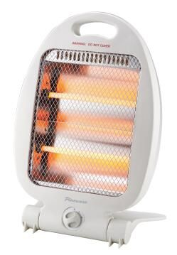 PINEWARE QUARTZ HEATER 400/800W