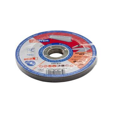 Cutting Disc Dexter Metal/Inox 115X1,6X22 5 Pcs