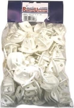 Bobbin Y standart clip on white x5