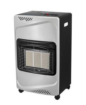 Gas Heater TOTAI Silver