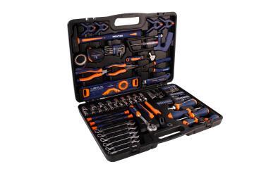 Tool set DEXTER 108 pieces