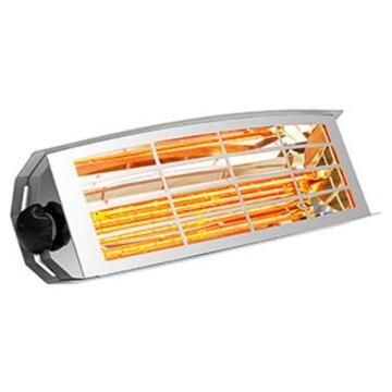 Heater TECHINLAMP caribbean infrared ultra low glare 1500w