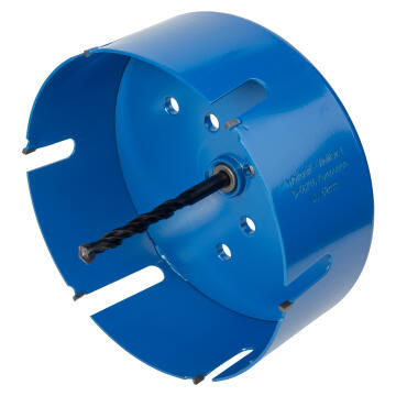 Hole saw universal WOLFCRAFT depth 60 mm x 152mm