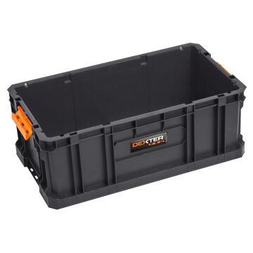 Box DEXTER Pro Qbrick System 2 Stackable 200 26L