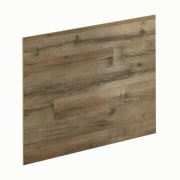 Kitchen splash back laminate Ash Oak/Bronze L300mm x H64mm x T8mm