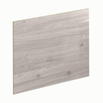 Kitchen splash back laminate White Linea/Grey Linea L3000mm x H640mm x T8mm