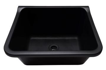 Kitchen washthrough polypropylene Cam black 480cm x 420cm x 430cm