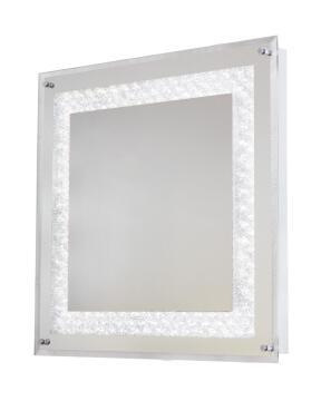 Mirror led square 36W