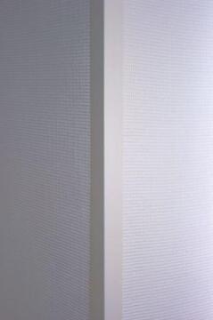 Angle PVC White-20x20x2750mm