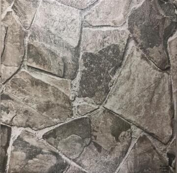 Floor Tile Ceramic Stone Gris Anti-Slip 45x45cm (2.32m2)