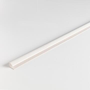 Wall Panel Accessory PVC Start & Finish Profile Beige-10x18x2600mm