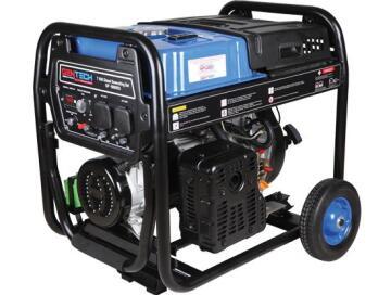 Diesel generator GENTECH GP8000ES 7KW