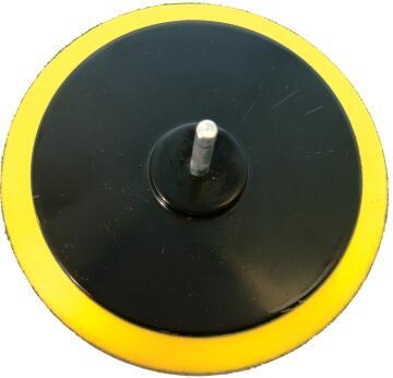 Backing Pad Velcro 125mm TORKCRAFT