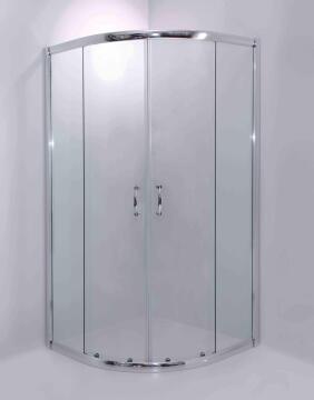 Shower semi-frameless glass ARCO clear 90X200cm