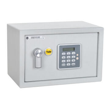 Digital alarmed security safe small yale