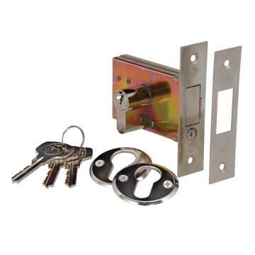EURO SECURITY GATE LOCK