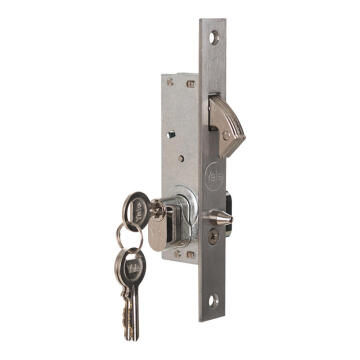 SLIDING HOOK SLAM CYLINDER LOCK