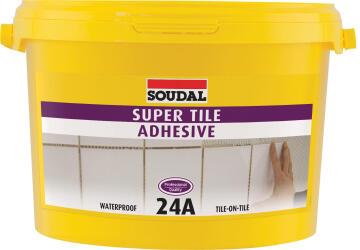 Tile Adhesive SOUDAL 24A 5kg