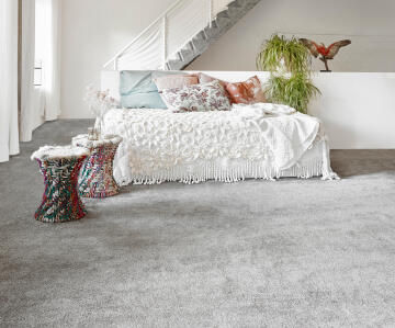 Wall-to-Wall Carpet Angelic Gracious Grey (4m width)