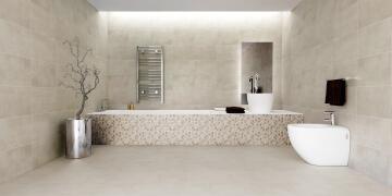 Floor Tile Ceramic Vanguard Marfil 450x450mm (1.42m2/box)