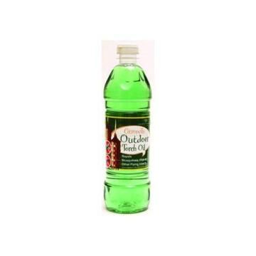 Citronella 750Ml Torch Oil - Green