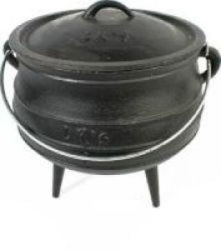 Lk'S Pot (3-Leg) #6 Size 13.5L (C/I)